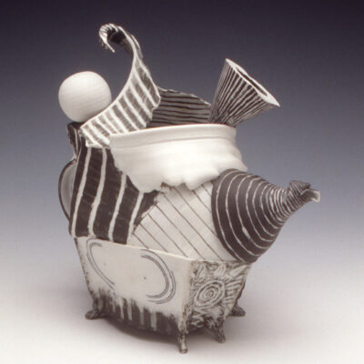 Edward Eberle Teapot Study 1992
