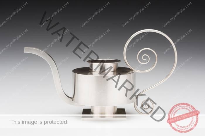 John Prip, Experimental Teapot, ca. 1979.