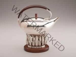 Hans Christensen Teapot and Warmer