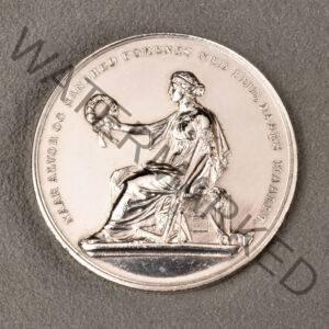 Hans Christensen medal 2