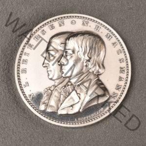 Hans Christensen medal.