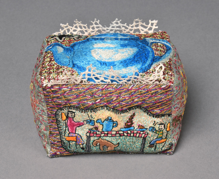 McBride, Blue Teapot