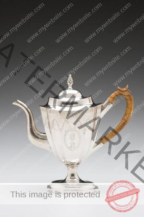 Paul Revere, Goddard Family Teapot