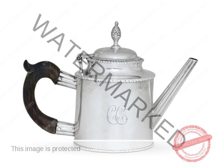 Paul Revere, Drum Teapot