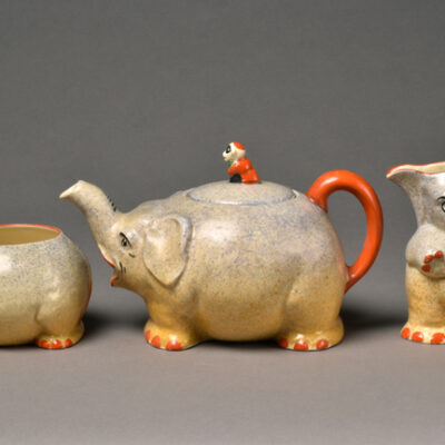 Harold Holdcroft, Elephant Tea Set