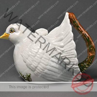 SFC Fan-Tailed Dove