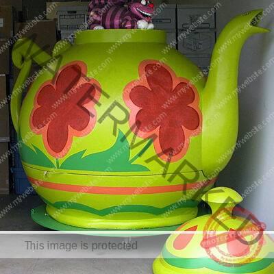 Walt Disney Parade Float