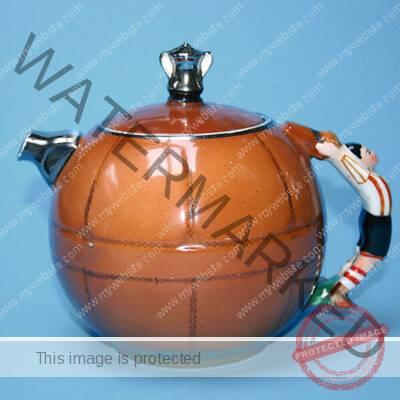 Football Teapot