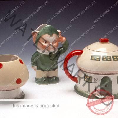 Mabel Lucie Attwell tea set