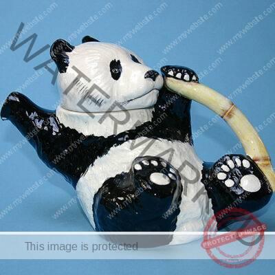 Beswick Panda Teapot