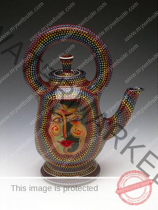 Patrick L. Dougherty Teapot