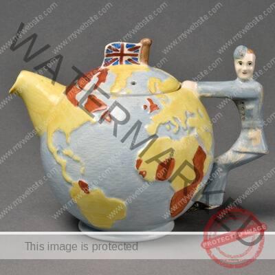 British Empire Teapot