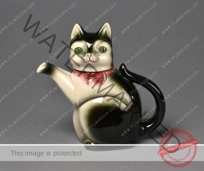 Erphila, Cat Teapot