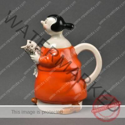 Goebel, Olive Oyl Teapot