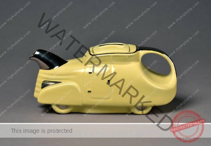 Hall China, Automobile Teapot