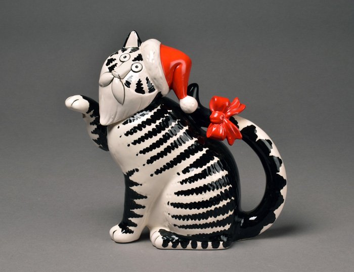 Kliban / Sigma, Christmas Cat