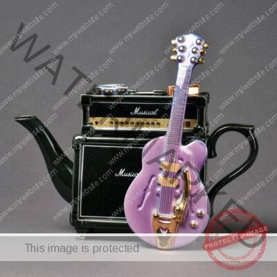 Richard Parrington guitar