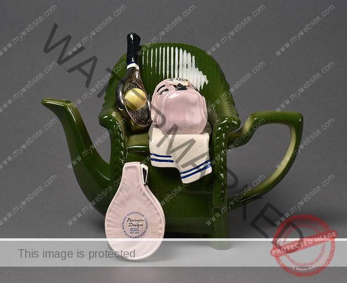Richard Parrington Tennis Chair