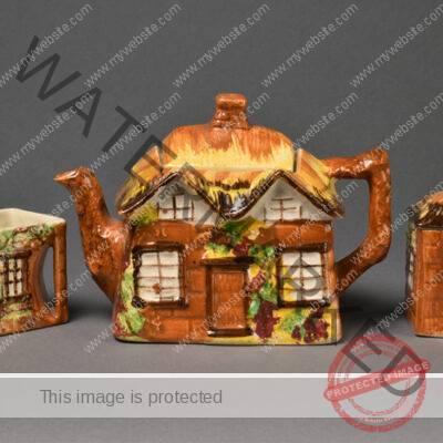 Price Bros. Cottage Tea Set