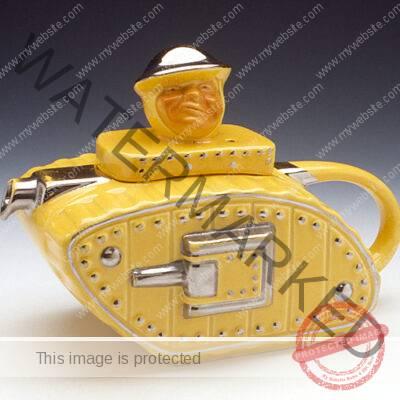 Sadler, Tank Teapot