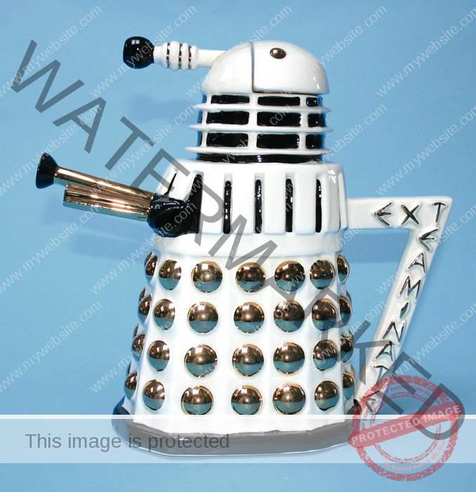 Gary Seymour, Dalek Teapot