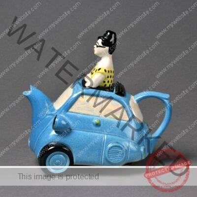 Swineside, Mini Car Teapot