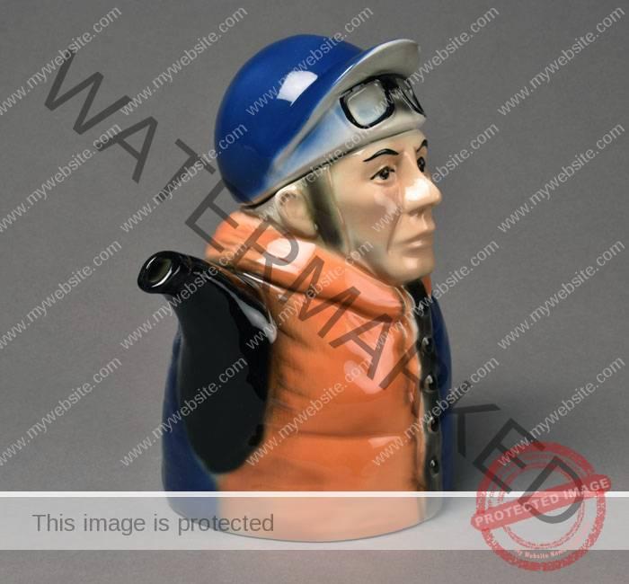 Tony Wood, Jockey Teapot