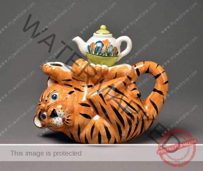 Andy Titcomb Tiger