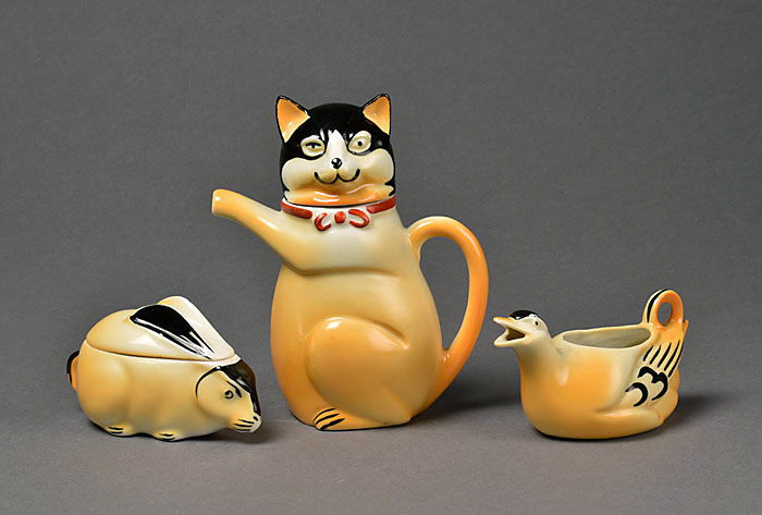 Mosa, Animal Tea Set