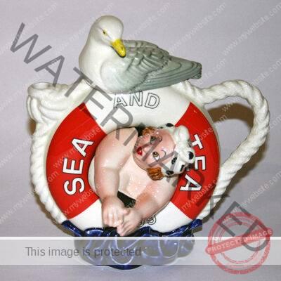 Paul Cardew, Lady Lifesaver teapot