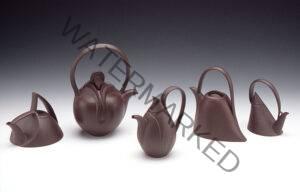 Gerald Gulotta, Five Teapots