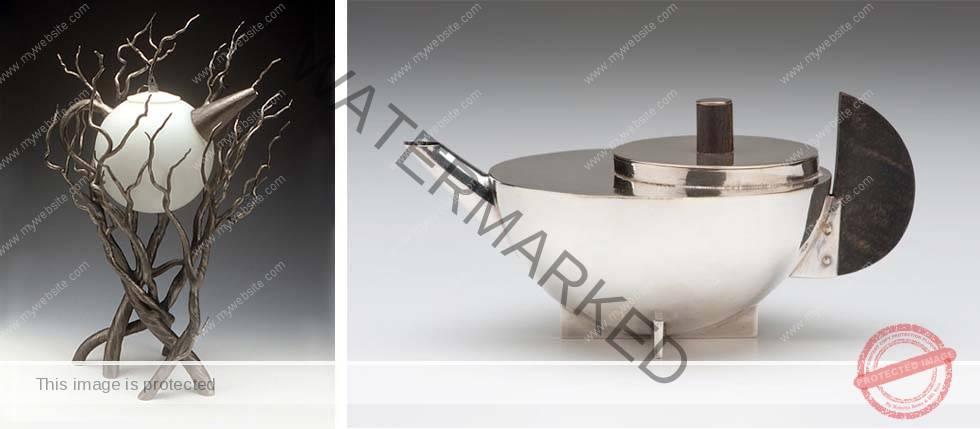 Kamm Teapot Foundation Gignac Brandt