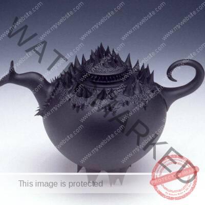 David Sengel Thorn Teapot